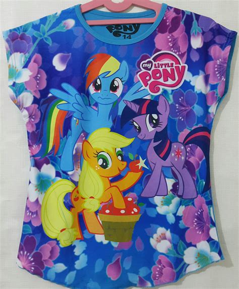 Kaos Cewek Apple pony apple batwing 4 14 page title grosir