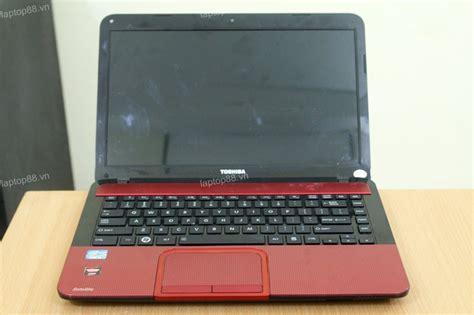 b 225 n laptop cũ toshiba satellite l840 i3 vga 1gb gi 225 rẻ tại h 224 nội