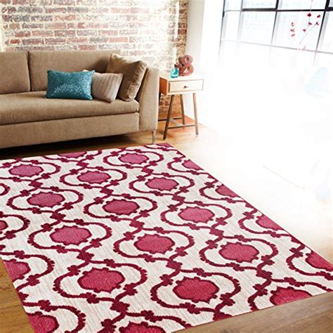 pink trellis rug contemporary girl s room sissy and funky pink patterned area rugs funky decor for the floor