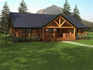 one story log cabins posts tagged log house plans aesthetic log homes with wrap around porch on exterior wooden