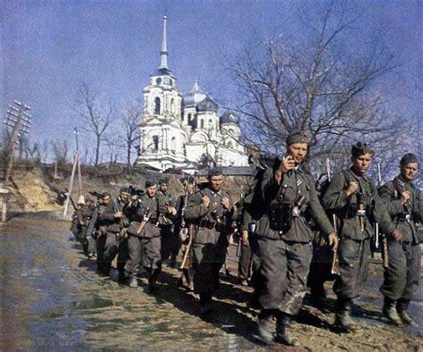 war in color world war ii photos in color vintage everyday