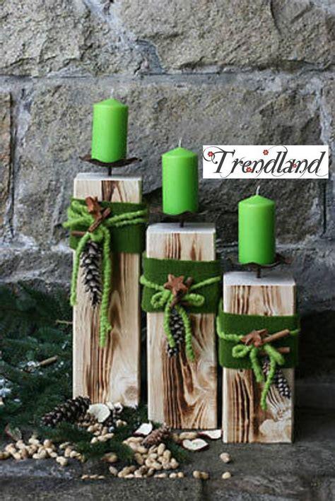 Kerzenständer Für Kleine Kerzen by 1000 Ideen Zu Kerzenst 228 Nder Holz Auf