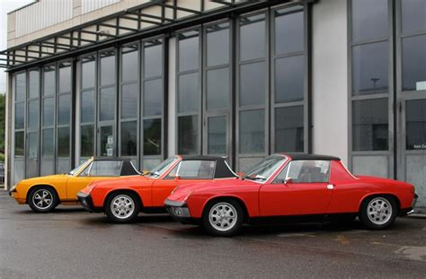 Porsche 7 Baureihe by Oldtimer News 4 Porsche Classic Day Klassische Porsche