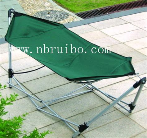 Replacement Hammock For Folding Stand China Portable Folding Hammocks With Steel Stand China