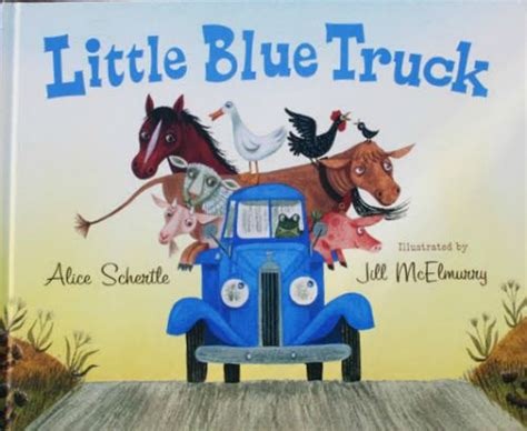 little blue truck leads the very best books for children our top picks