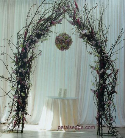 Wedding Arch Branches by Twig Arch Quot 0 Wedding Metal