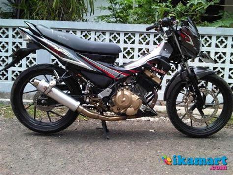Satria Fu 2012 Bandung jual satria fu 2010 modif bandung motor