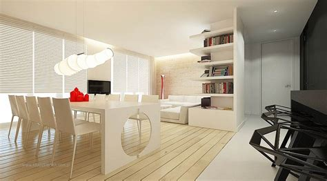 Dining Room Modern White White Dining Room Set Interior Design Ideas