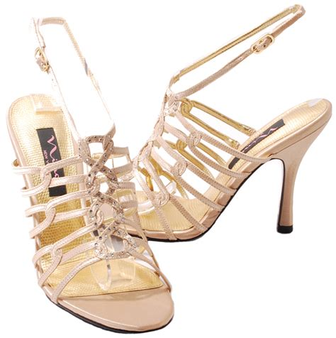 Cerelia Silver Shoes gold royal satin cerelia dress heel sandals new womens shoes ebay
