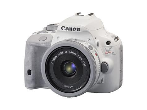 Kamera Canon X7 キヤノン キヤノンのデジタル一眼レフカメラとして初のホワイトボディー eos x7 ホワイト を発売