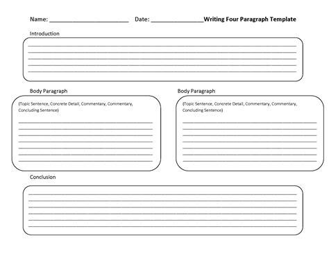 Writing An Essay Worksheet by Englishlinx Writing Worksheets