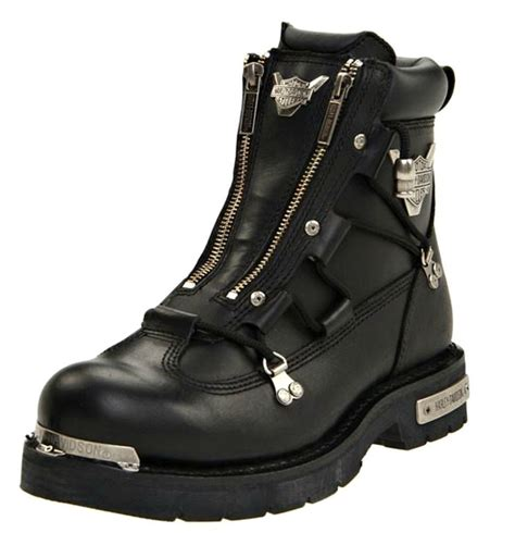 women s lightweight motorcycle boots harley davidson 174 men s 6 25 quot brake light black leather
