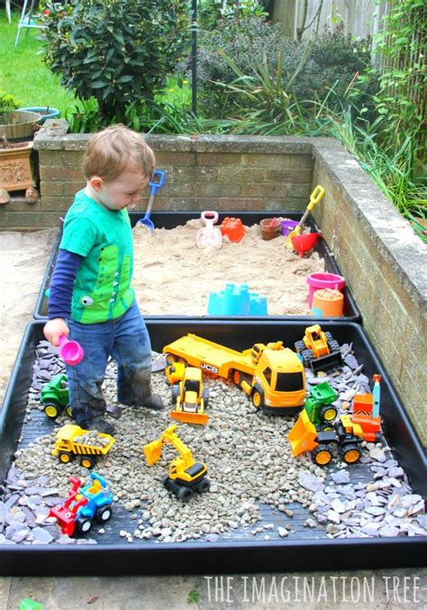 Toys Play Sand Others diy sand box and gravel pit sand boxes
