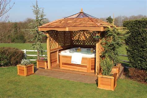 backyard house kits hot tub enclosures plans 5 important things to consider