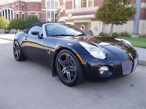 Pontiac Solstice V8 by Pontiac Solstice For Sale Hemmings Motor News
