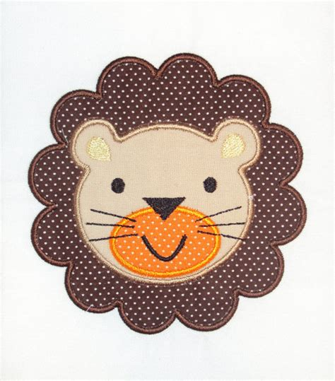 embroidery design etsy baby lion embroidery design machine applique
