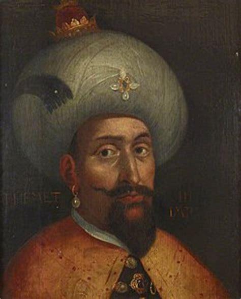 sultano ottomano mehmet iii