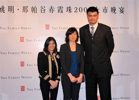 yao ming house yao ming and wife www imgkid com the image kid has it