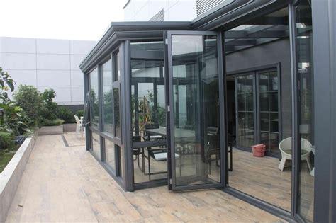 aluminum glass roof patio enclosure sunroom kit buy