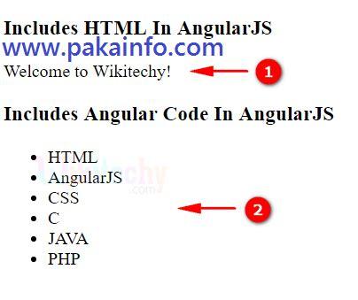 ng include ng template ng include angularjs ng include directive pakainfo