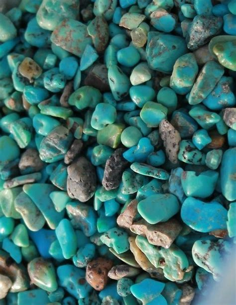514 Best Turquoise Images On Pinterest Gemstones Gems