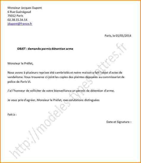 Exemple De Lettre De Demande D Absence 10 Lettre D Autorisation Lettre De Demission