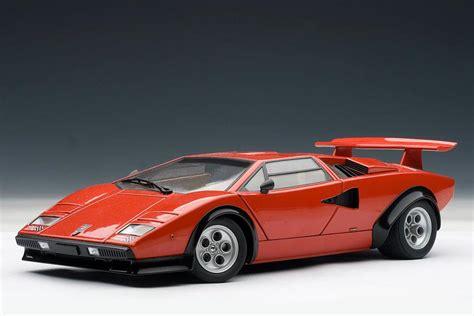 Autoart Lamborghini Autoart Lamborghini Countach Lp500s Walter Wolf Edition