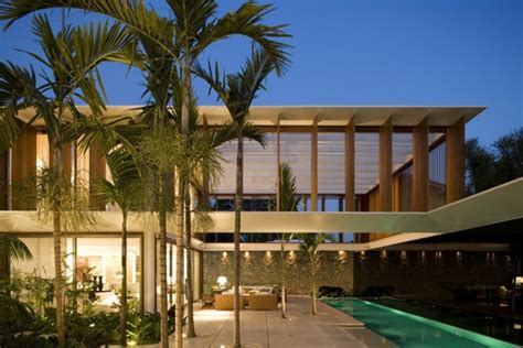 brazilian homes resort style home in sao paolo brazil spectacular