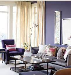Purple Home Decor Ideas Pet Friendly Home Decor Color Therapy Part 9 Indigo Purple Ez Living Home