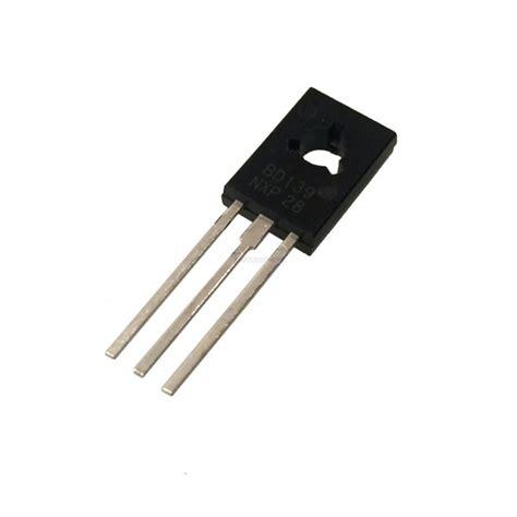 transistor cdil bd139 1 99 bd139 npn transistor 80v 1 5a tinkersphere