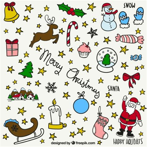 imagenes navidad vectores gratis tarjeta de navidad con dibujos de color turquesa