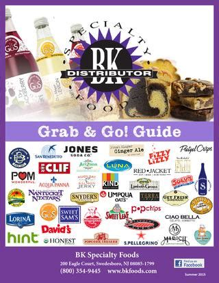 grab the go a practical guide to your family s gap year books 2015 grab and go guide by bk specialty foods issuu