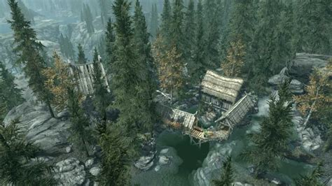skyrim mod of the day episode 40 cabin in the woods