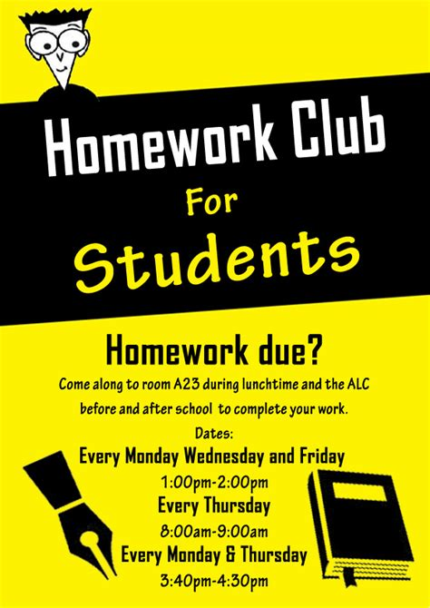 Home Work Now by Homework Club