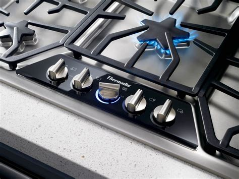 sgs365fs thermador masterpiece 36 quot gas cooktop 5