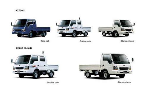 Kia Commercial Vehicles Kia K2700 Ii Line Up 75932 Product Details View Kia