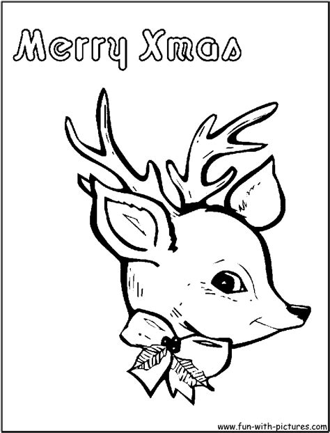 deer face coloring pages reindeer coloring faces coloring pages