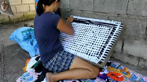 How To Make A Mat by Door Mats From The Philippines