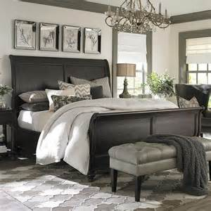 Bedroom Decorating Ideas Sleigh Bed Best 20 Sleigh Beds Ideas On