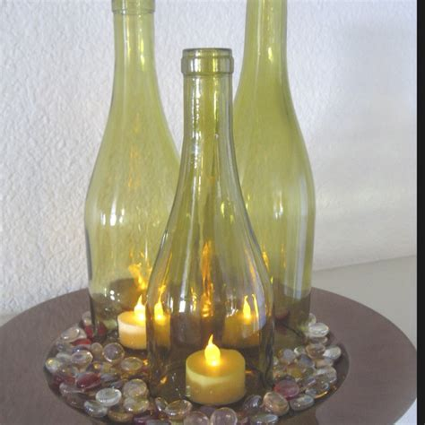 1000 images about wine bottle center pieces on pinterest