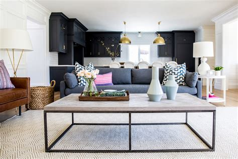Living Room Project by Claybourne Project Studio Mcgee