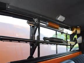 wanna hide a gun in your car basic big 5 window rack