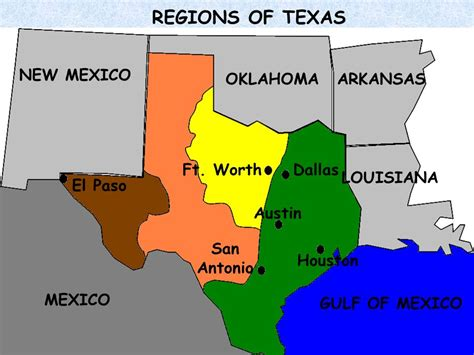 texas regions map with cities palo duro palo duro great plains coastal plains central plains regions of