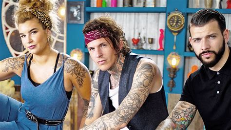 tattoo fixers cast alice tattoo fixers on holiday all 4