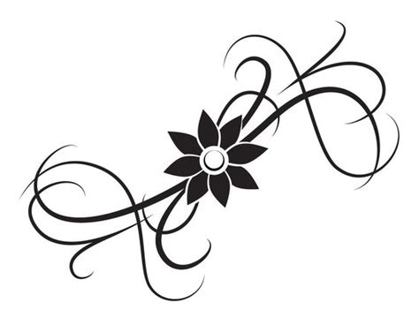 flower design easy images for gt simple flower tattoo designs tattoos