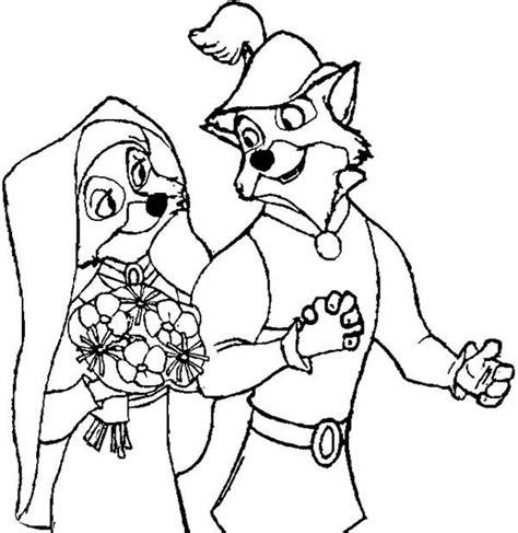 robin hood wedding day coloring pages best place to color