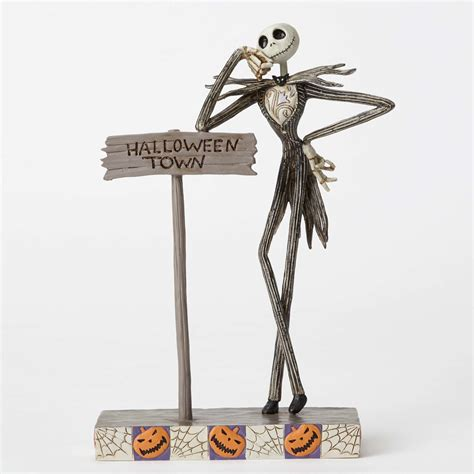 kidnap sandy claws with nightmare before christmas statues