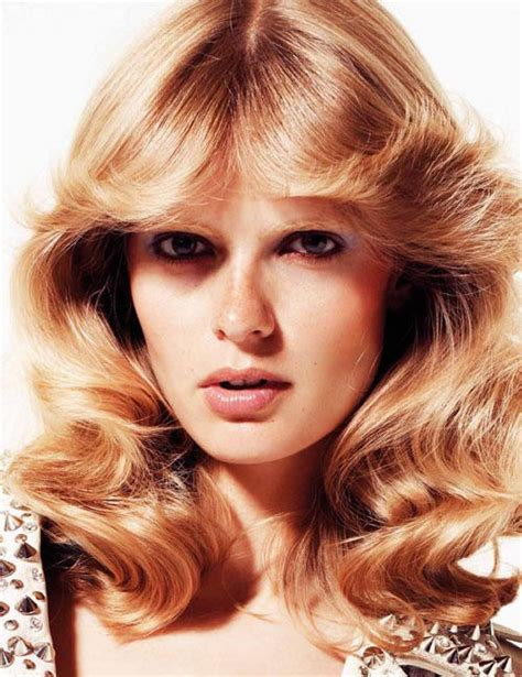 the 20 best 70s hairstyles ba ba bangs hair styles