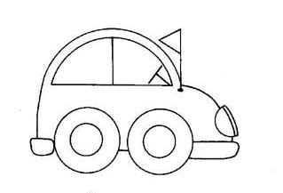preschool coloring pages of cars car coloring pages for preschoolers coloring page