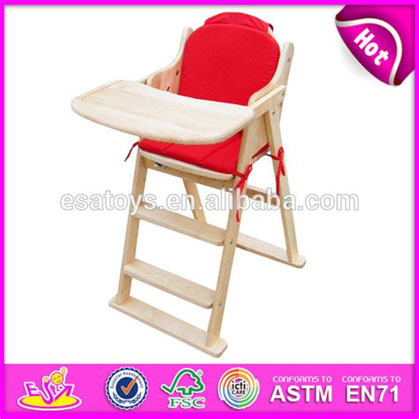 Cheap Baby High Chairs by Wooden High Chair For Cheap Price Baby High Chair